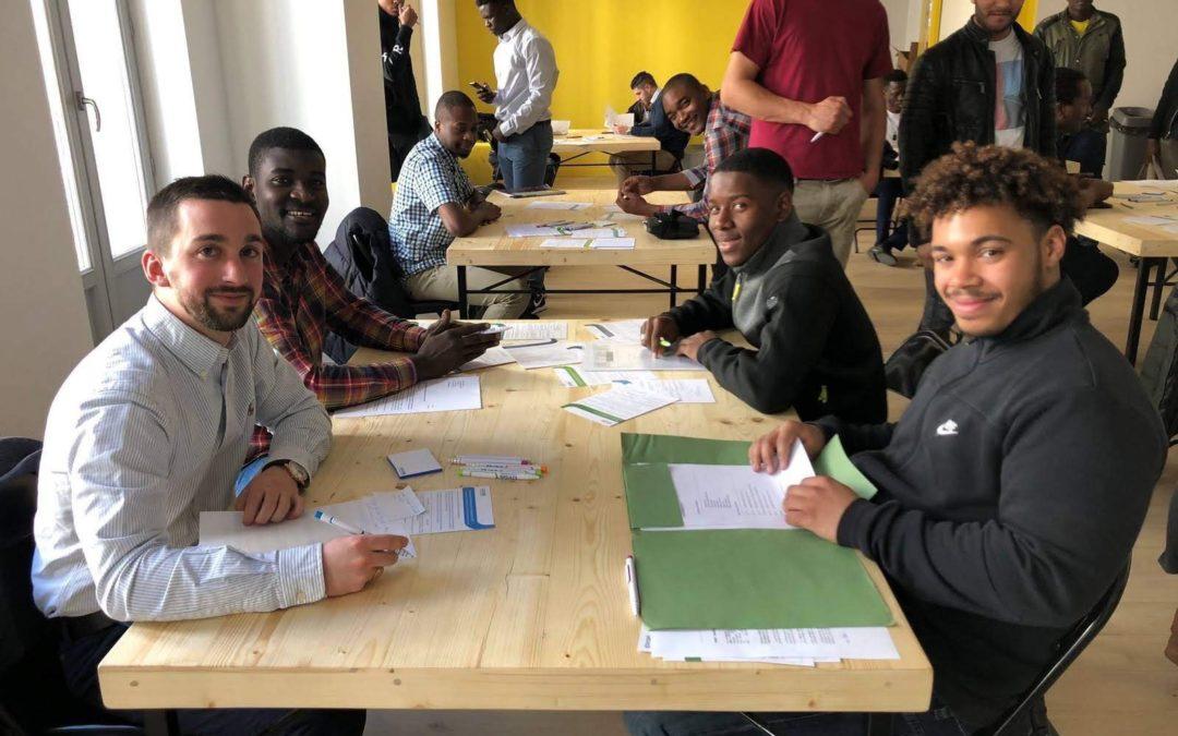 #osons l'apprentissage et l'alternance!