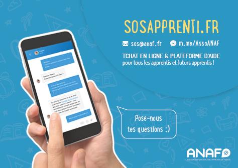 L'ANAF représente les apprentis et leurs intérêts auprès des institutions